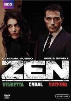 Zen: Vendetta, Cabal, Ratking (DVD)