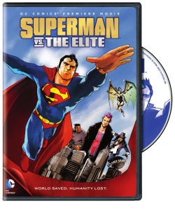 Superman Vs. The Elite (DVD)