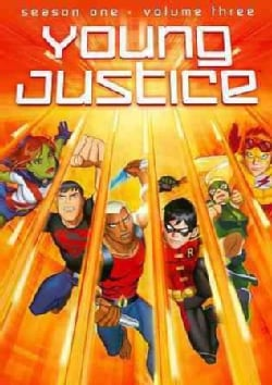 Young Justice: Season One Volume Three (DVD)