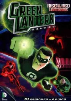 Green Lantern: Rise Of The Red Lanterns (Season 1 Part 1) (DVD)