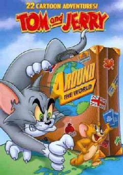 Tom & Jerry: Around The World (DVD)