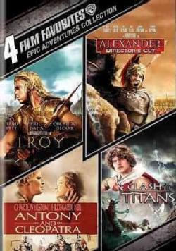 4 Film Favorites: Epic Adventures (DVD)
