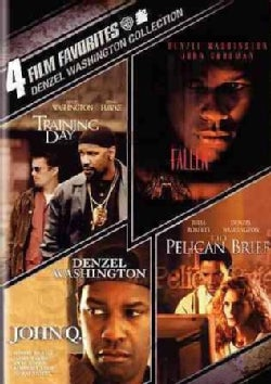 4 Film Favorites: Denzel Washington (DVD)