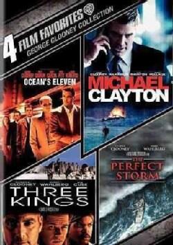 4 Film Favorites: George Clooney (DVD)