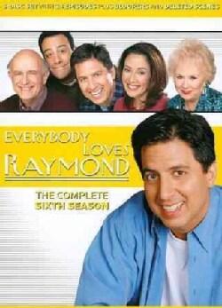 Everybody Loves Raymond: The Complete Sixth Season (DVD)