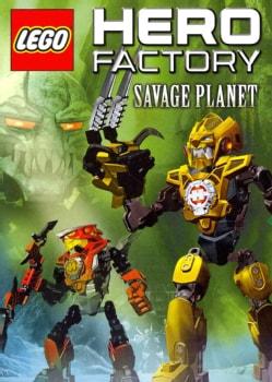LEGO Hero Factory: Savage Planet (DVD)