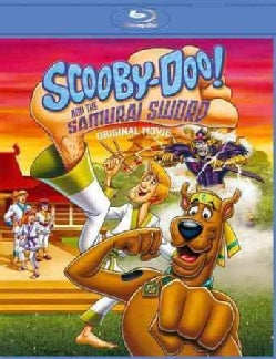 Scooby-Doo And The Samurai Sword (Blu-ray Disc)