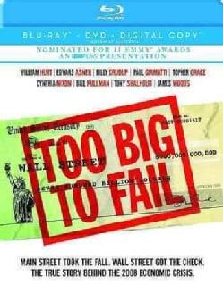 Too Big To Fail (Blu-ray/DVD)