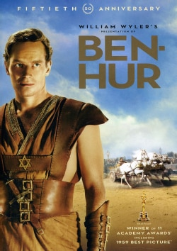 Ben-Hur:50th Anniversary Ultimate Collector's Edition (DVD)