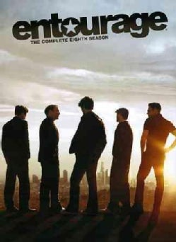 Entourage: The Complete Eighth Season (DVD)