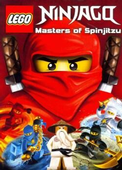 LEGO: Ninjago Masters Of Spinjitzu (DVD)