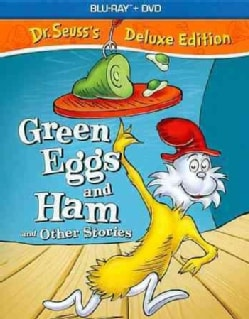 Dr. Seuss Green Eggs And Ham And Other Stories (Blu-ray/DVD)