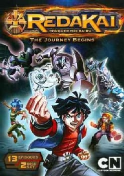 Redakai Volume 1: The Journey Begins (DVD)