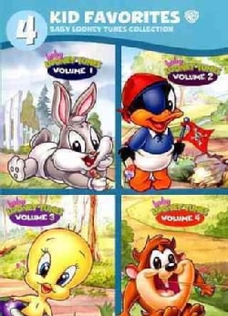 4 Kid Favorites: Baby Looney Tunes (DVD)