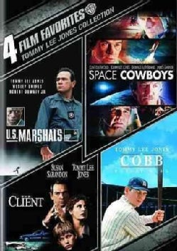 4 Film Favorites: Tommy Lee Jones Collection (DVD)