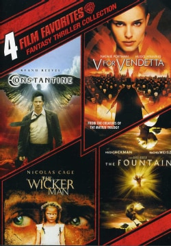 Film Favorites: Fantasy Thrillers Collection (DVD)