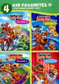 4 Kid Favorites: A Pup Named Scooby-Doo (DVD)