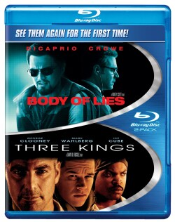 Body Of Lies/Three Kings (Blu-ray Disc)