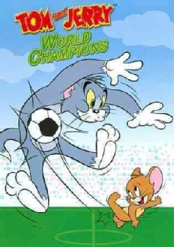 Tom And Jerry: World Champions (DVD)