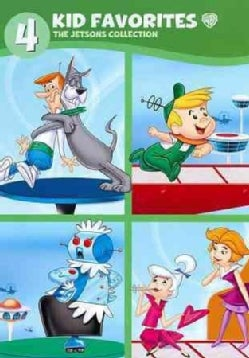 4 Kid Favorites: The Jetsons (DVD)