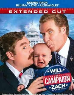 The Campaign (Blu-ray/DVD)