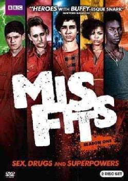 Misfits: Season 1 (DVD)