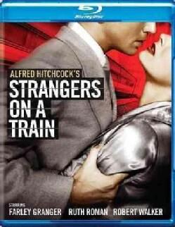 Strangers On A Train (Blu-ray Disc)