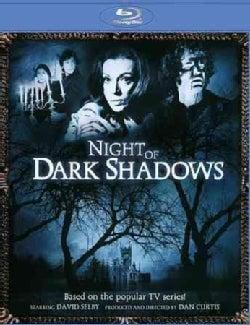 Night Of Dark Shadows (Blu-ray Disc)