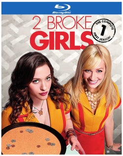 2 Broke Girls: The Complete First Season (Blu-ray Disc)