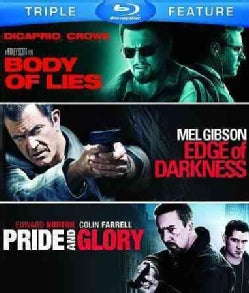 Body Of Lies/Edge Of Darkness/Pride and Glory (Blu-ray Disc)