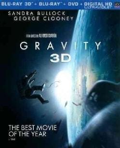 Gravity 3D (Blu-ray/DVD)
