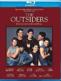 The Outsiders: The Complete Novel Edition (Blu-ray Disc)