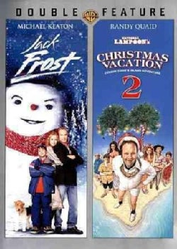 Jack Frost/National Lampoon's Christmas Vacation 2: Cousin Eddie's Island Adventure (DVD)