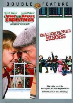 A Dennis The Menace Christmas/Unaccompanied Minors (DVD)