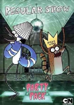 Regular Show: Party Pack (Vol. 3) (DVD)