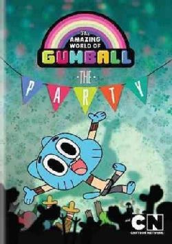 The Amazing World Of Gumball: Volume 3- The Party (DVD)