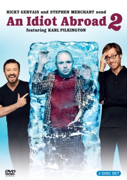An Idiot Abroad: Season Two (DVD)