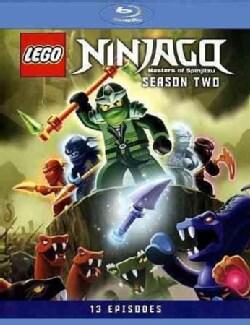 Lego Ninjago: Masters Of Spinjitzu Season Two (Blu-ray Disc)