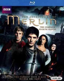 Merlin: The Complete Fourth Season (Blu-ray Disc)