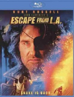 Escape From L.A. (Blu-ray Disc)