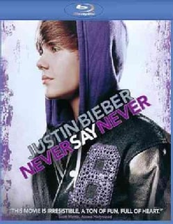 Justin Bieber: Never Say Never (Blu-ray Disc)