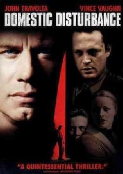 Domestic Disturbance (DVD)