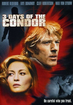 3 Days Of The Condor (DVD)