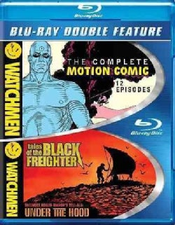 Watchmen: The Complete Motion Comic/Tales Of The Black Freighter/Under The Hood (Blu-ray Disc)