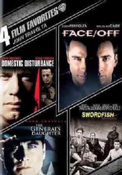 4 Film Favorites: John Travolta (DVD)