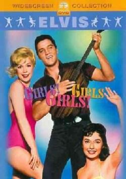 Girls! Girls! Girls! (DVD)
