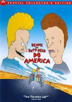 Beavis And Butt-Head Do America (10th Anniversary Edition) (DVD)