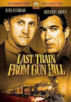 Last Train From Gun Hill (DVD)