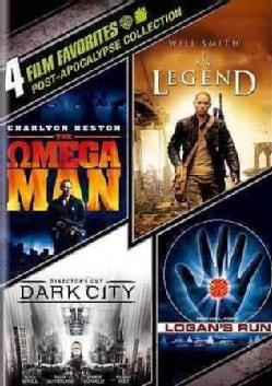 4 Film Favorites: Post-Apocalypse Collection (DVD)