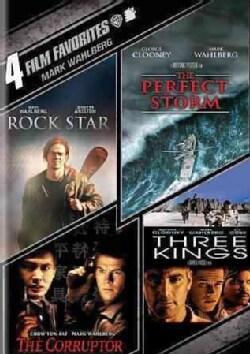 4 Film Favorites: Mark Wahlberg (DVD)